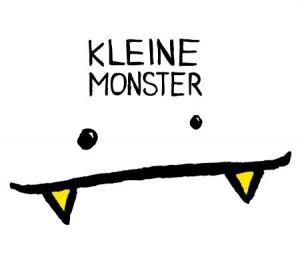 logo für das Projekt KLEINE MONSTER