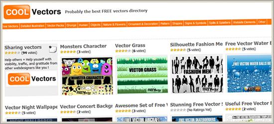www.coolvectors.com