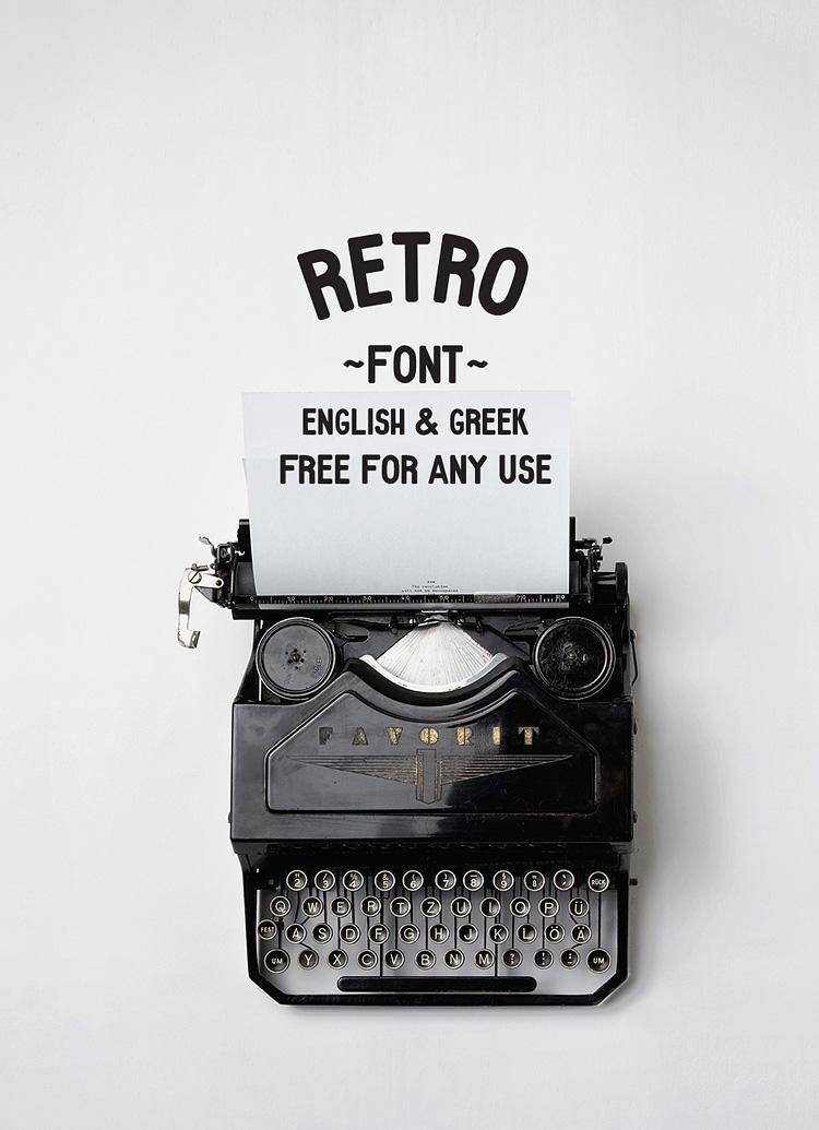 retro-font-32